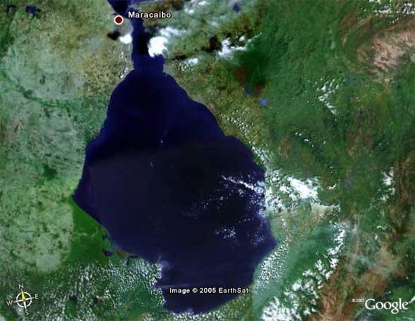El lago de Maracaibo es una cloaca