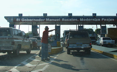 Cuando voy a Maracaibo