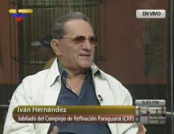 ¿Qué pasó con Iván Hernández?
